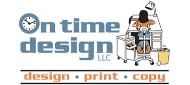On Time Design | Graphic designer